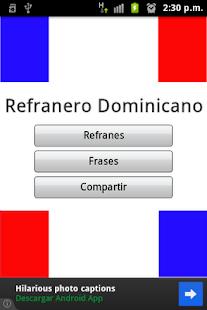 Dominican Proverbs - screenshot thumbnail