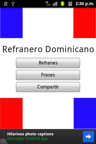 Dominican Proverbs - screenshot
