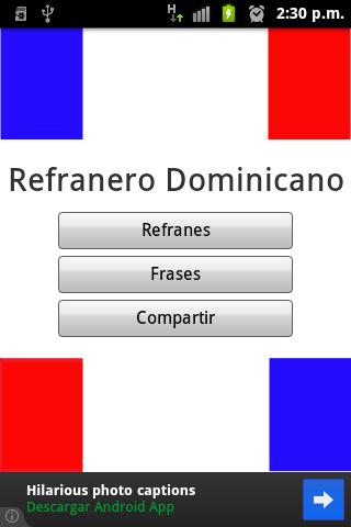 Dominican Proverbs - screenshot