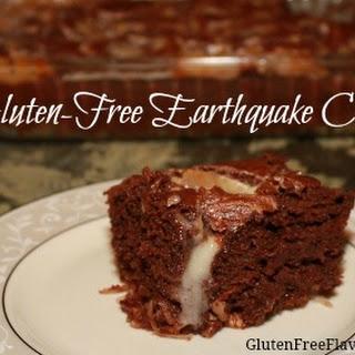 Gluten-Free Earthquake Cake
