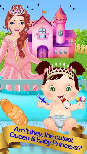 Give birth a princess