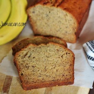 Foolproof Jamaican Banana Bread.