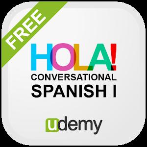 Master Spanish Conversations Icon