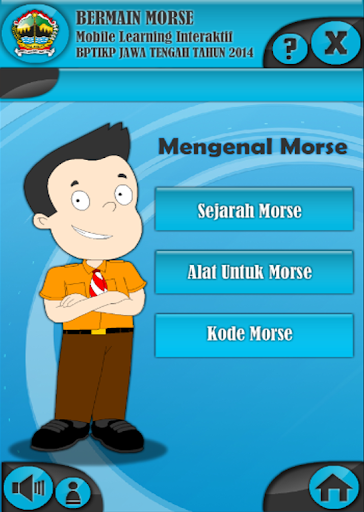 Belajar Morse 1.3.1 screenshots 3