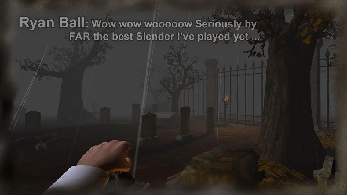 Slender Man Origins HD - screenshot