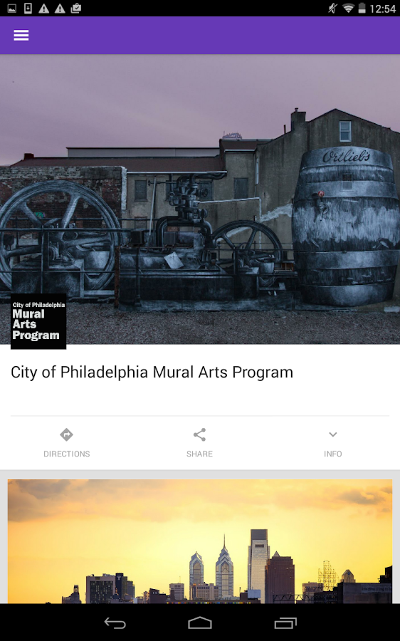 Mural arts philadelphia android apps on google play for City of philadelphia mural arts program