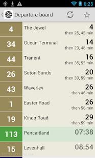Transport for Edinburgh - screenshot thumbnail