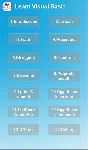 Learn Visual Basic FREE