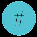 Hasher: Hashtag Aggregator icon