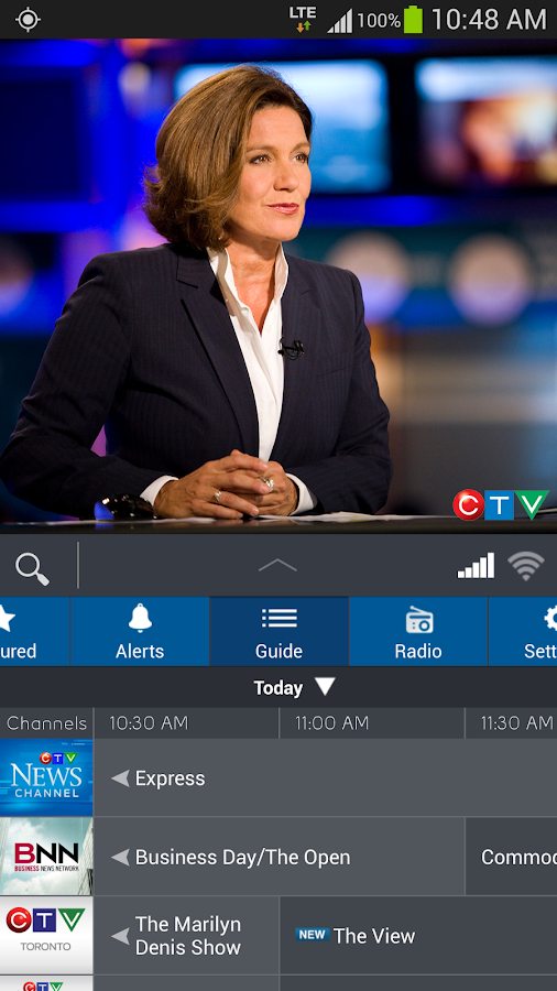 Bell TV - screenshot