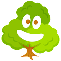 Happy Tree live wallpaper logo