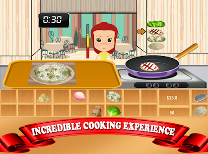 Cooking Game Happy Chef
