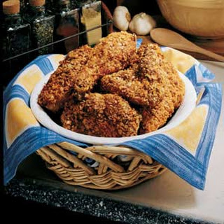 Oatmeal Baked Chicken