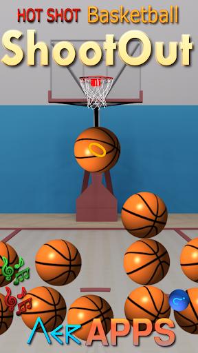 Hot Shot Basketball - Shootout