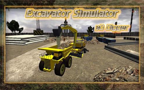 Excavator-Simulator-3D-Digger 6
