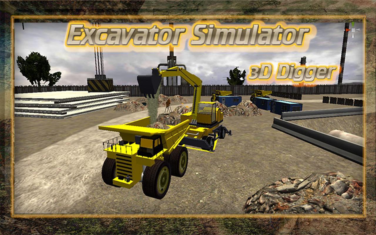 Excavator-Simulator-3D-Digger 20