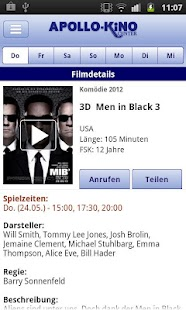 Apollo-Kino Center Ibbenbüren - screenshot thumbnail