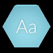 Comfortaa Font [Cyanogenmod]