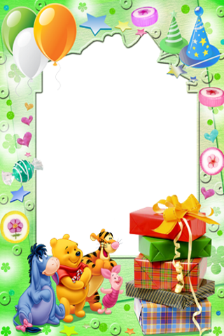 Birthday Frames - screenshot