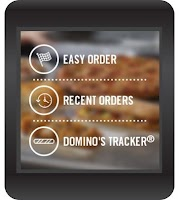 Screenshot of Domino's Pizza USA