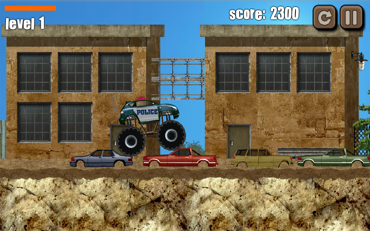 police monster truck android apps on google play