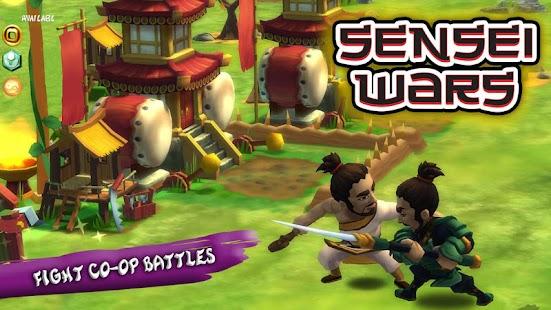 Sensei Wars - screenshot thumbnail