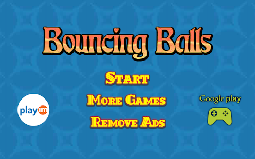 Bouncing Balls - Bubble Buster - screenshot thumbnail