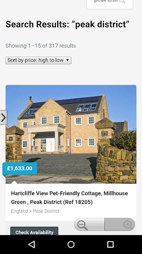 Lake District Pet Friendly