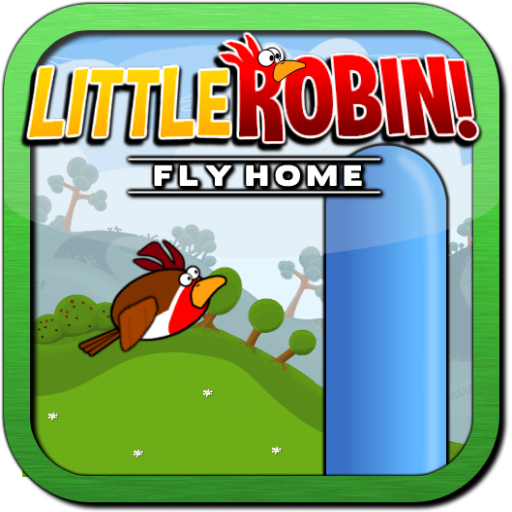 Little Robin! : Fly Home 休閒 App LOGO-APP試玩