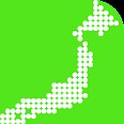 EnjoyLearning Japan Map Puzzle icon