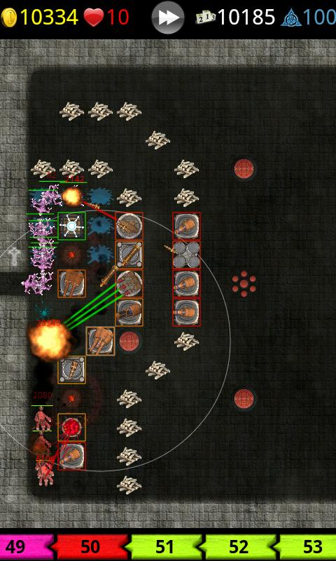 DefendR Full - TD - screenshot