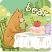 SweetLiveWallpaper Bear'sLunch
