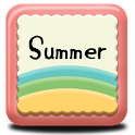 Summer GO Launcher Theme icon
