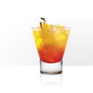 Tequila Sunrise (Cuervo Sunrise).