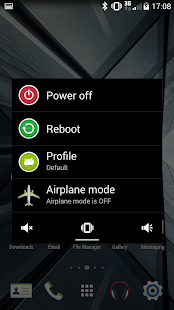 CM11 CM10 HTC One Sense theme - screenshot thumbnail
