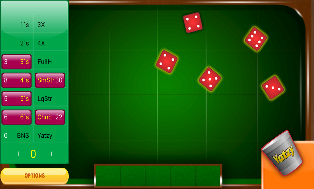 Casino Yatzy Adventure- screenshot