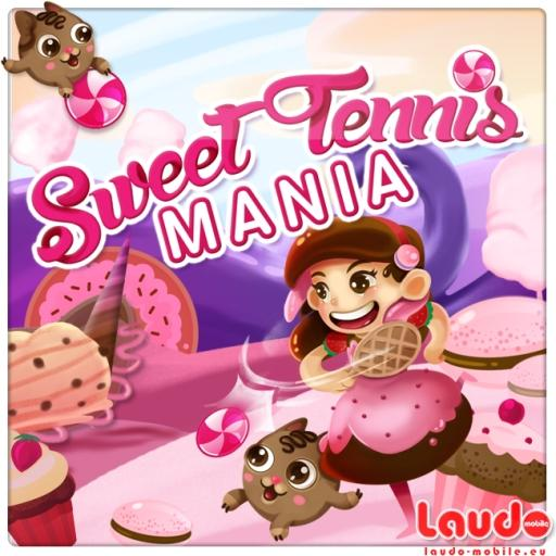 Sweet Tennis Mania- screenshot