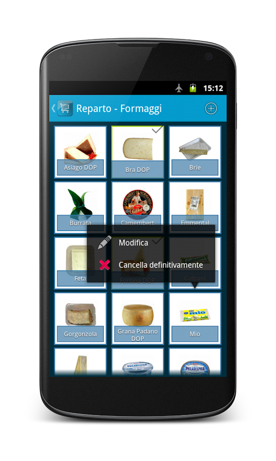 valpie Shopping List, La Spesa - screenshot