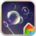 Soap Bubble Dodol Theme icon