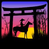 Samurai Rider Live Wallpaper