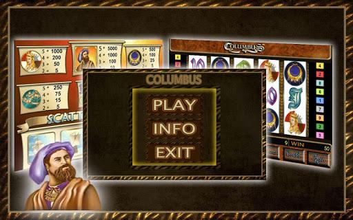 Columbus Slot free