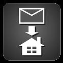 Kaeru Mail Trial logo