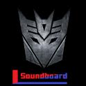Transformers Soundboard logo