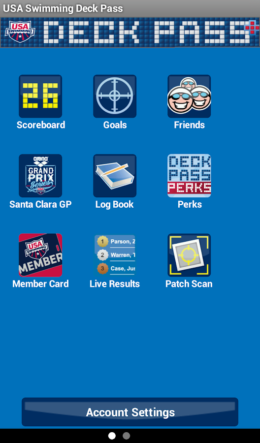 Deck Pass Plus - screenshot