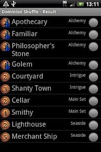 Dominion Shuffle - screenshot thumbnail