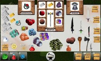 Screenshot of Ragnaroth RPG Premium