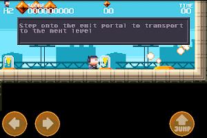 Screenshot of Meganoid FREE