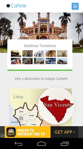 Cañete Turismo