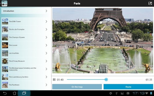 Audio City Guides Lite- screenshot thumbnail
