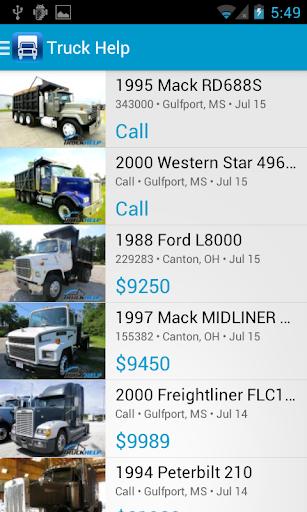 TruckHelp - Trucks for Sale